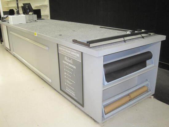 Mat Cutting Counter