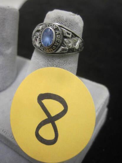 Ladies Class Ring
