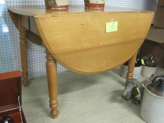 Chestnut Drop Leaf Table