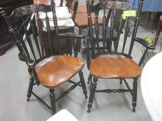 Heywood Arm Chairs