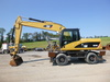 2007 CATERPILLAR M318D WHEELED EXCAVATOR