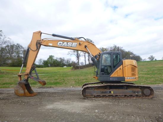 2015 CASE CX235C EXCAVATOR (QEA 5935)
