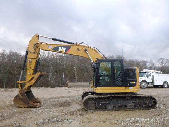 16 Caterpillar 325FL Excavator (QEA 7060)