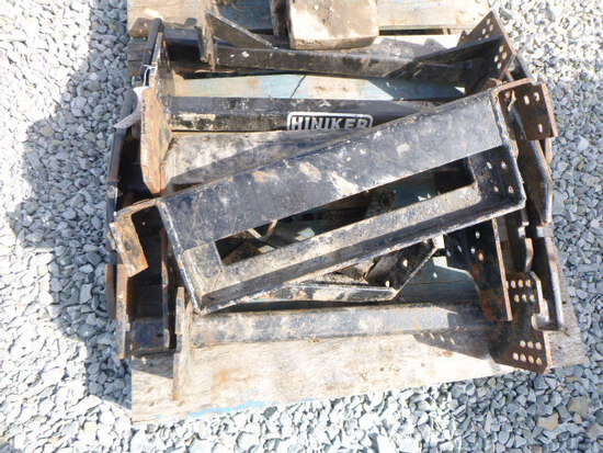 HINIKER PLOW MOUNTS  (QEA 2488)