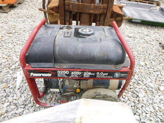 Power Mate 4050 Generator (QEA 3060)