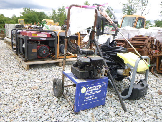 Campbell Hausfield Pressure Washer (QEA 3103)
