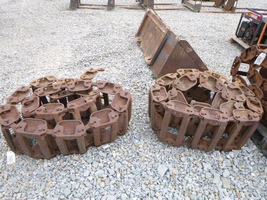 Steel Tracks (QEA 7598)