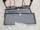 Skid Loader Quick Attach Plate (QEA 1661)