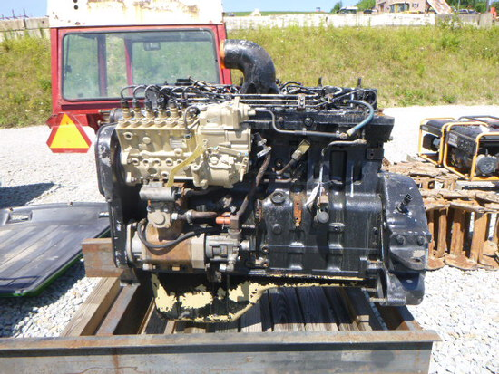 Cummins Engine (QEA 2885)