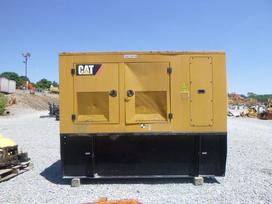 Caterpillar Generator Housing W/Fuel Tank  (QEA 2927)