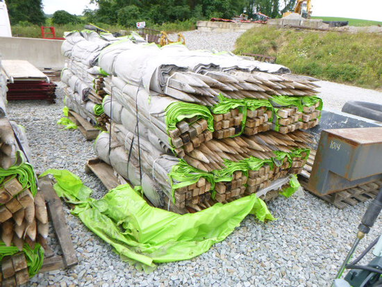 Pallet 3ft Silt Fence (QEA 2965)