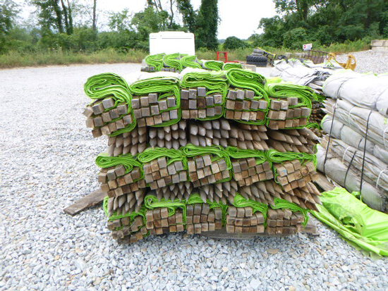 Pallet 3ft Silt Fence (QEA 2967)