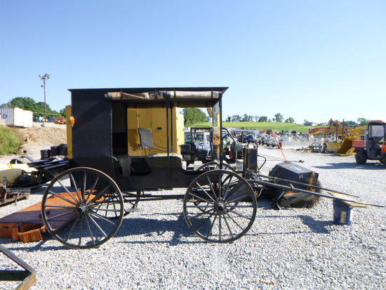 Double Seat Buggy (QEA 3012)