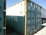 20ft. Container (QEA 2829)