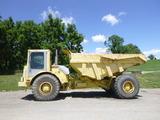 DJB Articulated Dump Truck (QEA 2864)