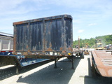 06 Lufkin 48ft Flatbed Trailer ^Title^ (QEA 2871)