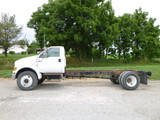 07 Ford F750 Truck ^Title^ (QEA 2882)