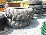 2 - 16.9X30 Goodyear Tractor Tires (QEA 2959)