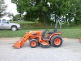 Kubota B2320D Tractor/Loader/Mower (QEA 2974)
