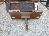 Skid Steer Mounting Plate W/Hitch (QEA 2978)