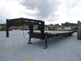 08 Pro 47ft Gooseneck Equip Trailer ^Title^ (QEA 3001)