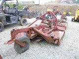 Brown 3pt tree cutter rotary mower (QEA 3018)