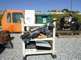 Cart w/Construction Material (QEA 3022)