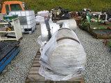 (2) Skids of Fuel/Hydraulic Tanks (QEA 3045)