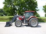 McCormick X60.40 Tractor w/Loader (QEA 3083)