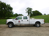 11 Ford F250 4WD Truck ^Title/ Svc Record^ (QEA 3126)