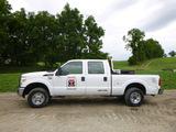11 Ford F250 4WD Truck ^Title/ Svc Record^ (QEA 3127)