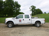 11 Ford F250 Super Duty Truck ^Title/Svc Record^ (QEA 3128)