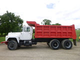 89 Mack Dump Truck ^Title^ (QEA 3132)
