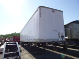 93 Great Dane Box Trailer ^NEED TITLE^ (QEA 3136)