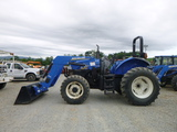 15 New Holland S6.110 Tractor (QEA 6361)