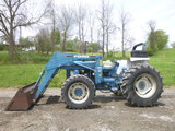 Ford 5610 Tractor (QEA 7762)