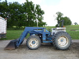 Ford 4610  Tractor (QEA 7768)