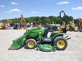 10 John Deere 2320 Tractor ^Book^ (QEA 7872)