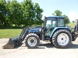 New Holland TL90 Tractor  (QEA 7879)