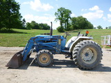 Ford 1920 Tractor (QEA 7882)