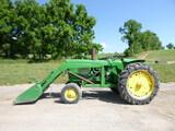 John Deere 3010 Tractor (QEA 7885)