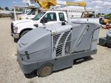 Captor 4800 Broom Sweeper/Scrubber (QEA 7902)