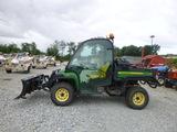 10 John Deere 855D Gator * (QEA 7919)