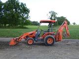 06 Kubota L39 Tractor (QEA 7943)