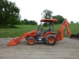 10 Kubota L39 Tractor (QEA 7944)