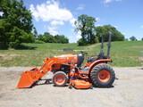 Kubota B3350 Tractor (QEA 7994)