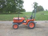 Kubota B1550 Tractor (QEA 7998)