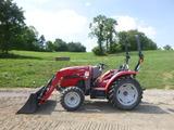 Massey Ferguson 1734 Tractor (QEA 8055)