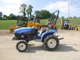 New Holland TC18 Tractor (QEA 8058)