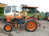 Kubota L245 Offset Tractor (QEA 8123)